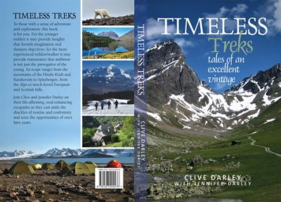 Timeless Treks book cover